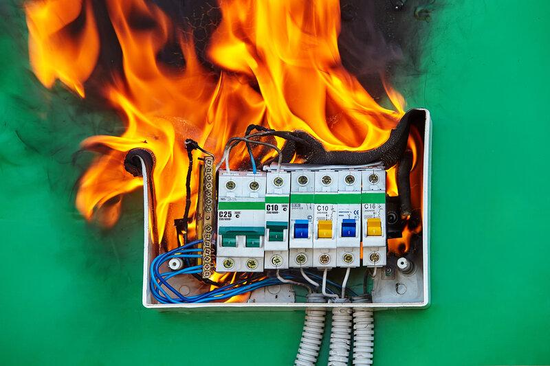 Home Inspection Jacksonville Fire Hazard